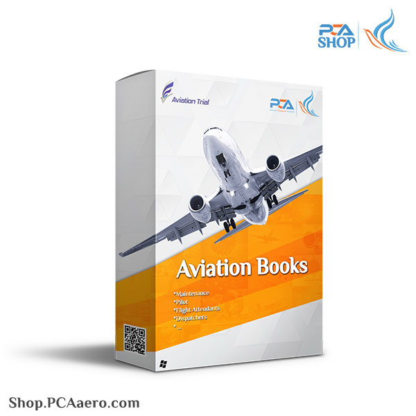 مجموعه آموزشی کتاب های تخصصی هوانوردی | آکادمی پرواز چکاوک آسمان